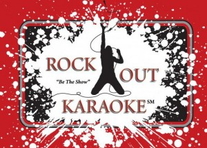 Rock Out Karaoke Logo